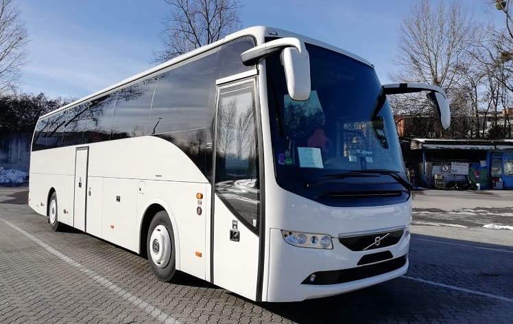 Bus rent in Keszthely